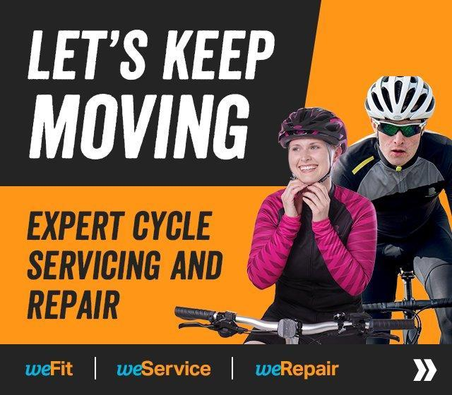 Let's Keep Moving | Expert cycle servicing and repair