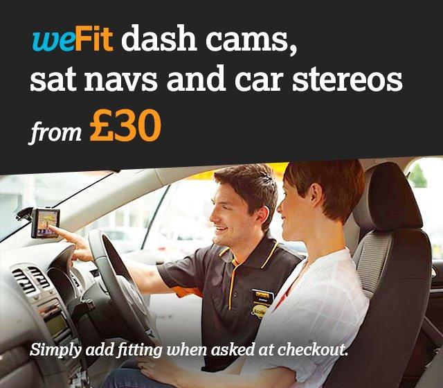 Wefit Dash Cams