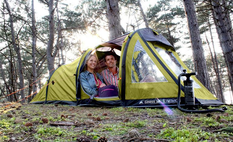 Pop Up Tents Buyer's Guide article