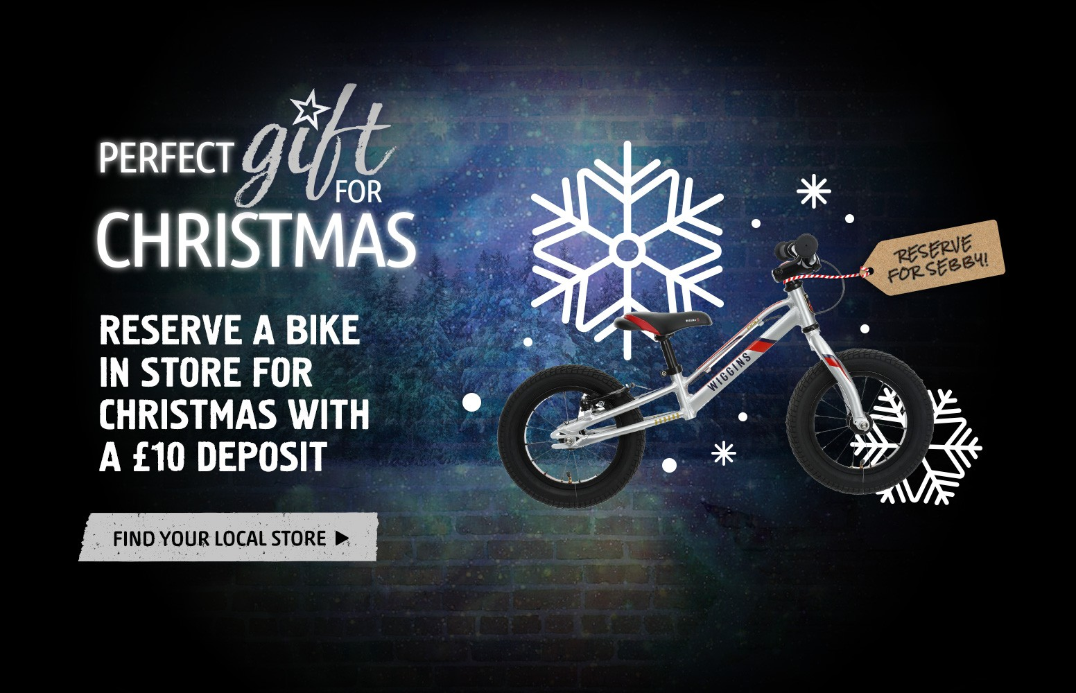 Reserve Your Bike For Christmas | Cycle Republic
