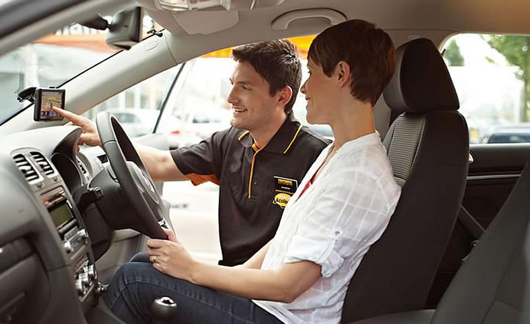 Image for Halfords Sat Nav Installation Service article