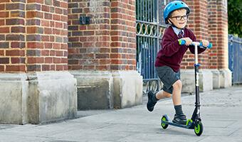 Scoot to school