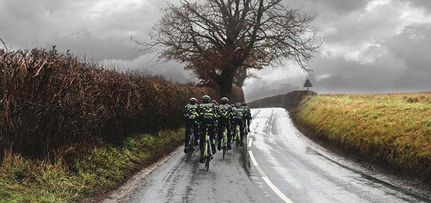 Winter Road Bikes
