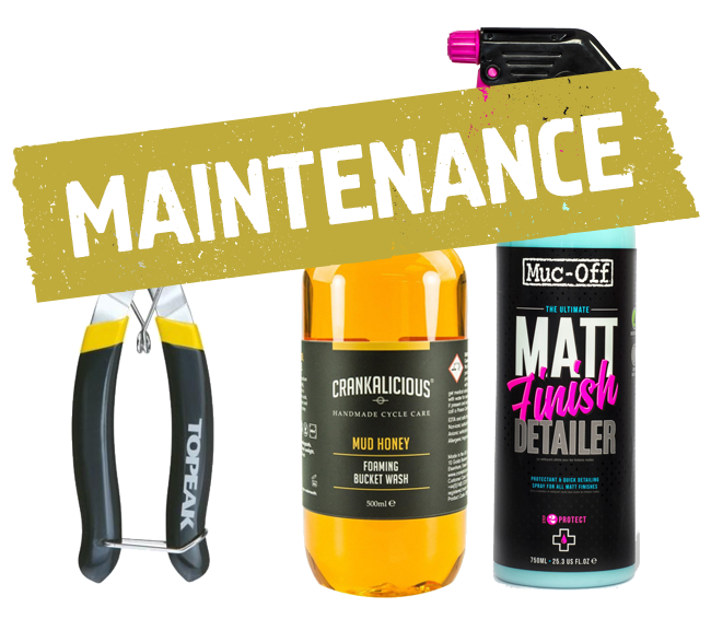 Shop All Bike Maintenance