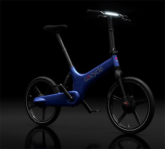 Gocycle one