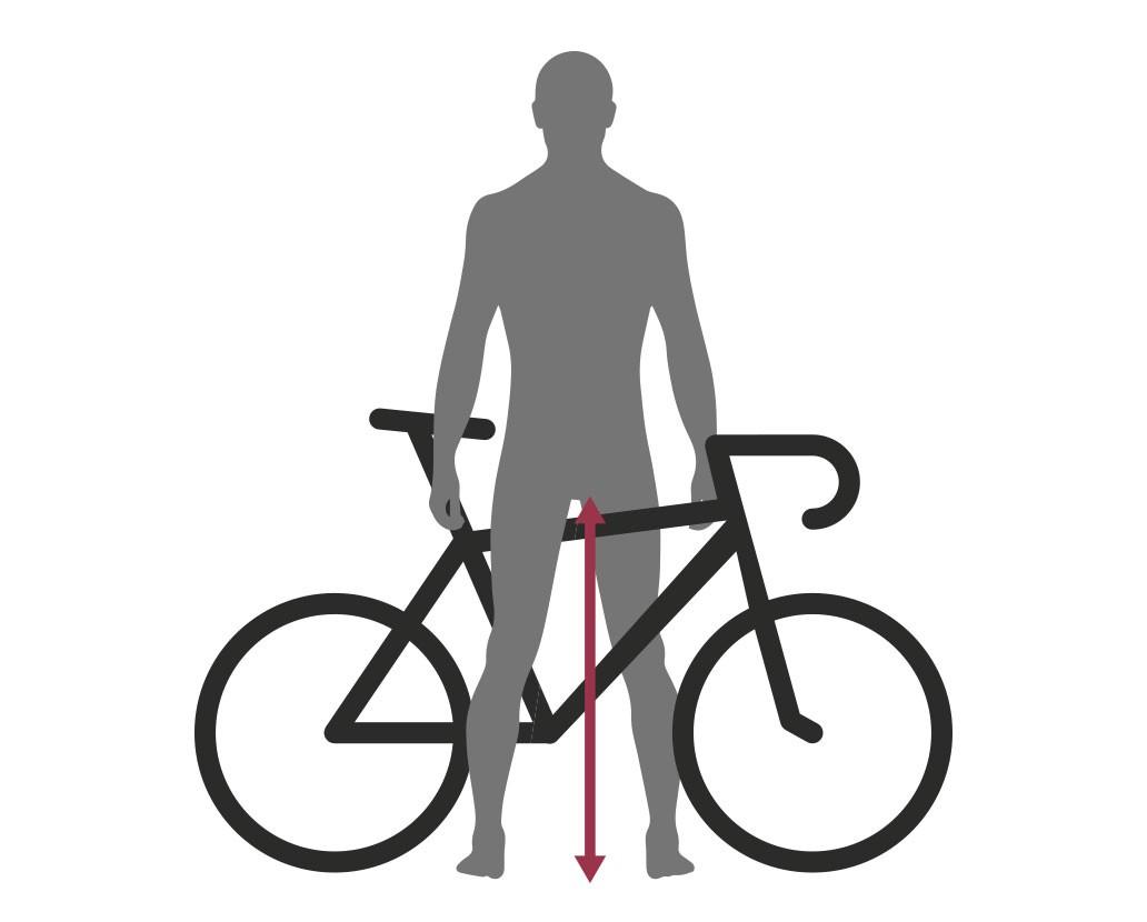 Bike Standover Guide