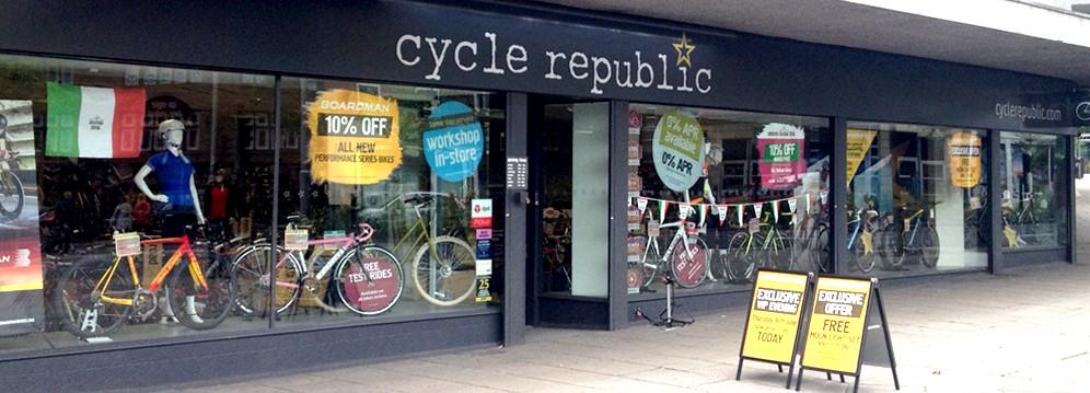 Bike Shop Nottingham >> Nottingham Cycle Republic