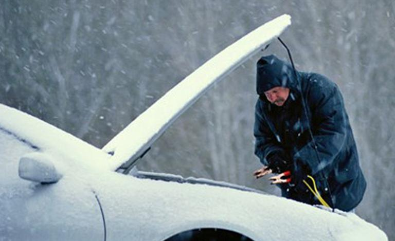Image for What To Do If Your Car Gets Stuck In Snow article