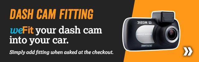 Dash Cam Fitting Service