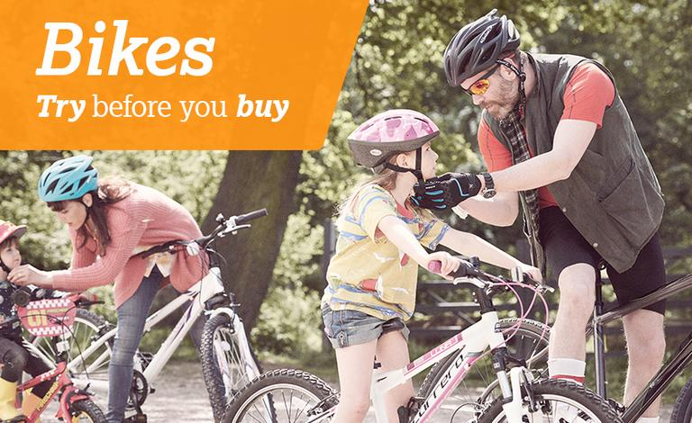 Image for Bikes: Try Before You Buy article