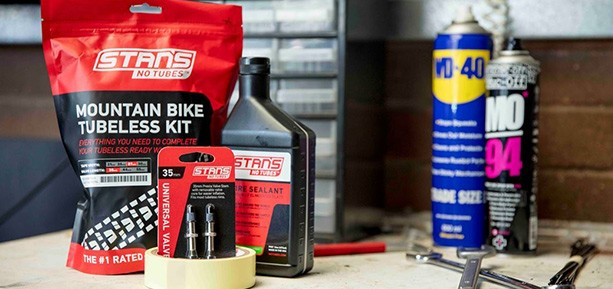 How to go tubeless