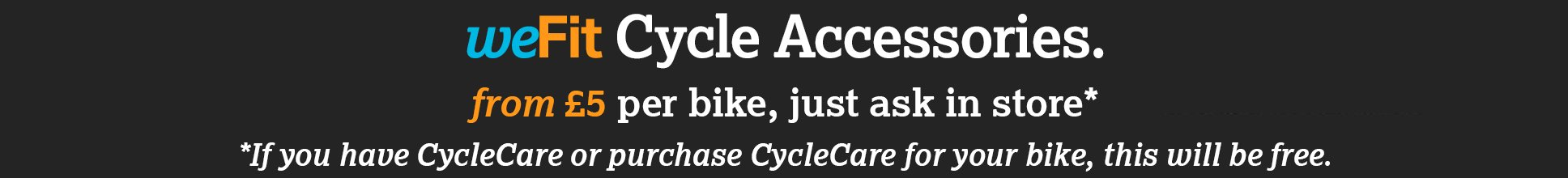 15 Off Cycle Accessories