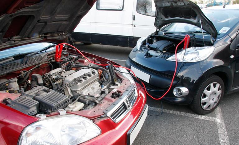 How To Charge A Car Battery Without A Charger >> Halfords Advice Centre What To Do If You Have A Flat Car