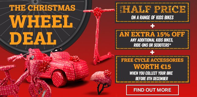 wheel deals this christmas