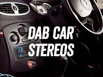 DAB Car Stereos