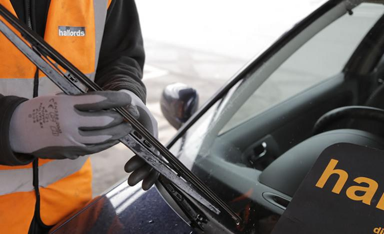 Image for Halfords Wiper Fitting Service article