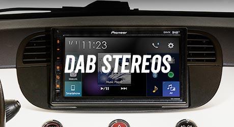 DAB Stereos