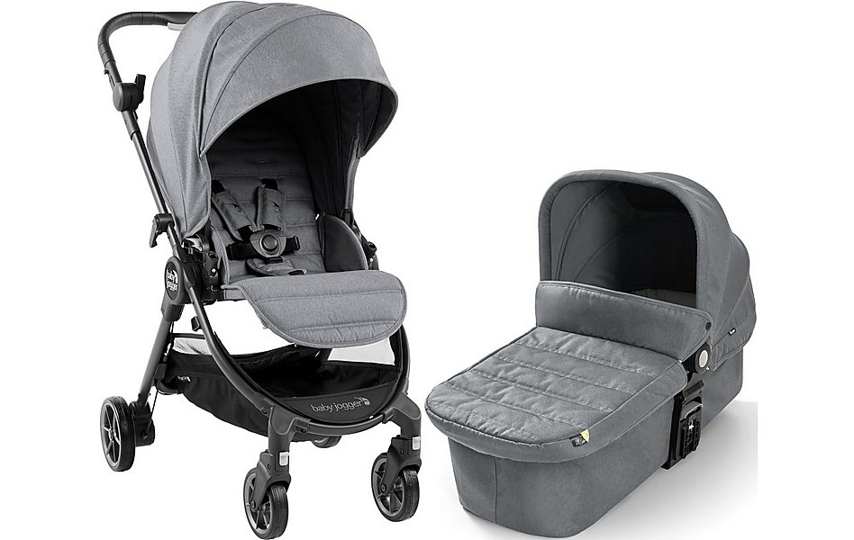 Babyjogger City Tour Lux Slatetravel System Bundle
