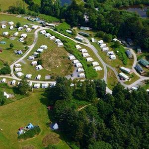 Eisteddfa Caravan & Camping Park, Criccieth