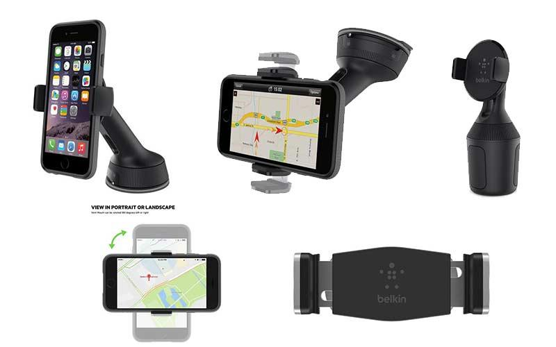 Belkin Car Mounts
