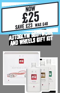 Autoglym bodywork and wheels Gift Kit
