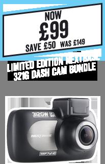 Limited Edition Nextbase 312GW Dash Cam bundle