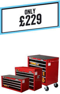 Halfords Professional Storage Bundle