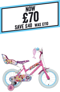 Disney Princess Kids Bike