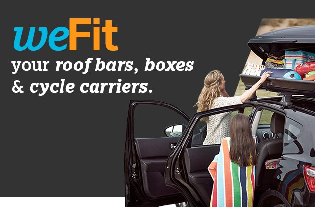 WeFit roof box Service