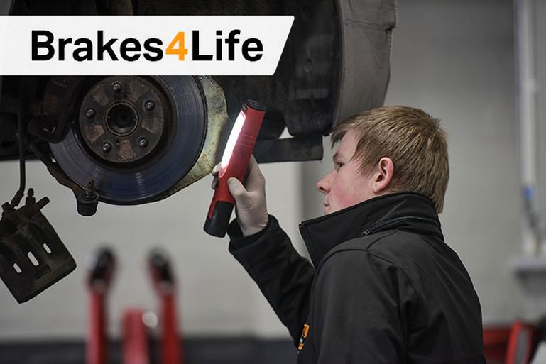 Image for Brakes4Life article