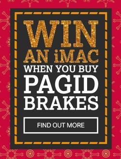 Win an iMac when you buy Pagid