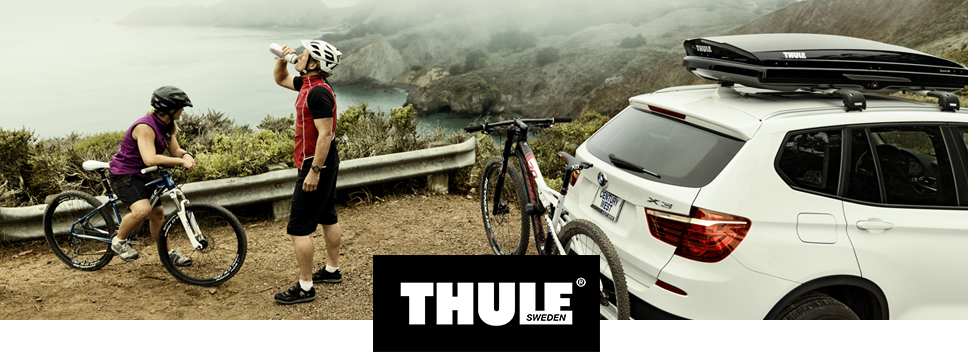 Thule roof bars and carriers to make your journey easier fbac37632