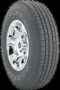 Bridgestone Dueler H/T 684 II (245/70 R17 110S) RHD 72EE