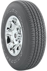 Bridgestone Dueler H/T 684 II (285/60 R18 116V) HZ