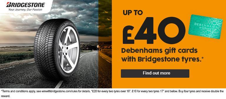 Image for Bridgestone vouchers article