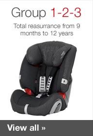 Britax Car Seats & Booster Seats | Halfords