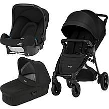 image of Britax Romer BABY-SAFE with B-MOTION 4 PLUS Travel System