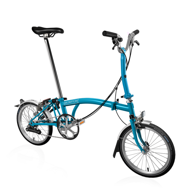 Brompton Bike 2