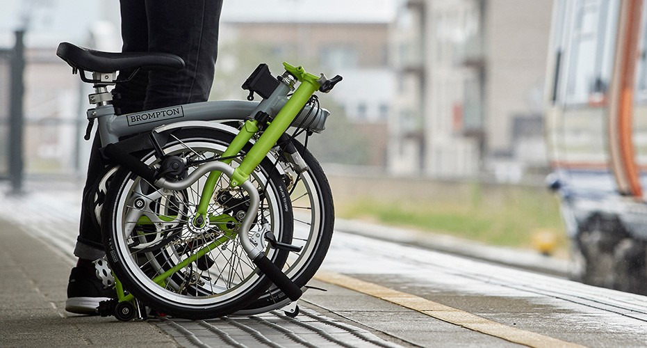 Brompton Made For The City