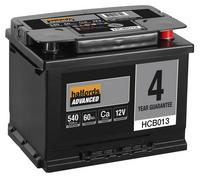Halfords Calcium Battery HCB013