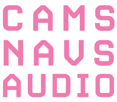 Cams Navs Audio