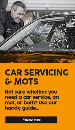 MOT & Servicing - Halfords Autocentres