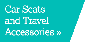 New Car Seat and Travel Accessories