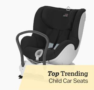 Trending Product - Child Car Seats