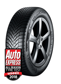 Continental AllSeasonContact (165/70 R14 85T) XL