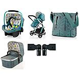 Cosatto Giggle 2 Fjord Travel System Bundle