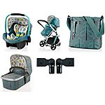 image of Cosatto Giggle 2 Fjord Travel System Bundle