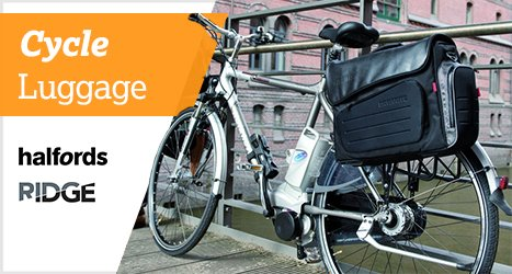 Coming soon - New Cycle Luggage