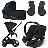 Cybex Aton with Balios S Travel System Bundle