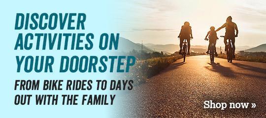 Discover activities on your doorstep